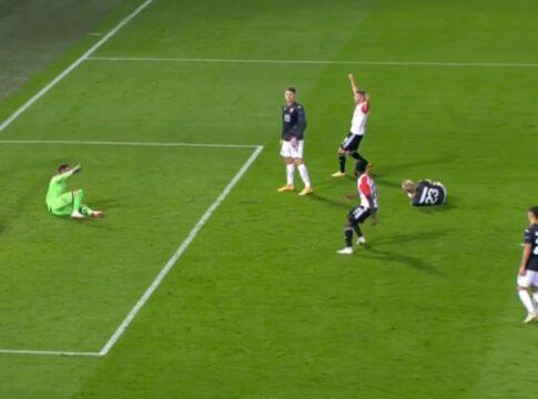 Feyenoord AZ PSV Europa League