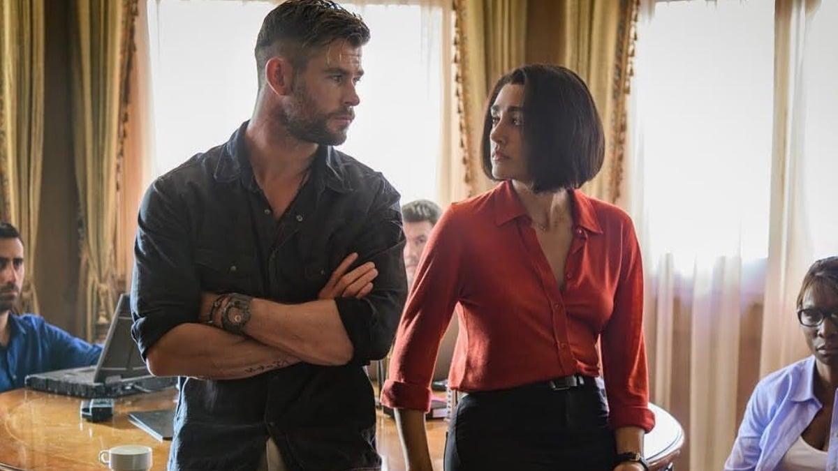 Chris Hemsworth Extraction Netflix vervolg sequel