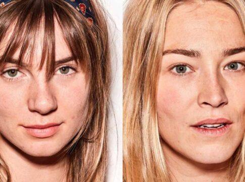Maan de Steenwinkel Geraldine Kemper &C magazine eerlijke foto zonder makeup