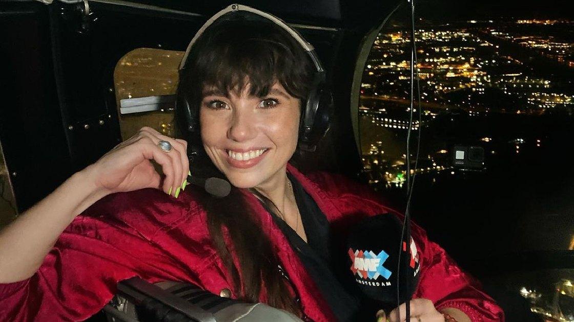 Gwen van Poorten DJ mag top 100 david guetta AMF amsterdam