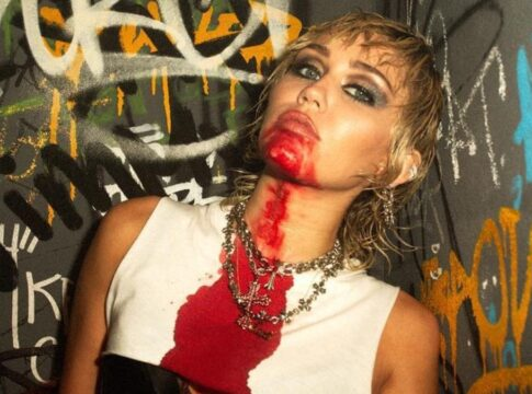 Miley Cyrus terugval drank pandemie