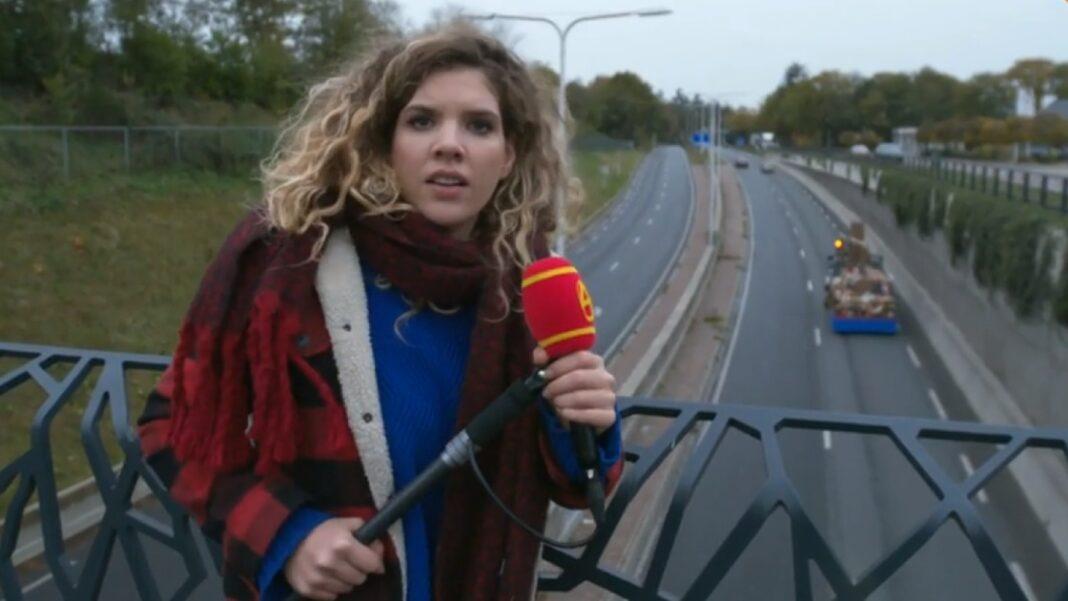 Rachel Rosier Sinterklaasjournaal Checkpoint verslaggeefster EO