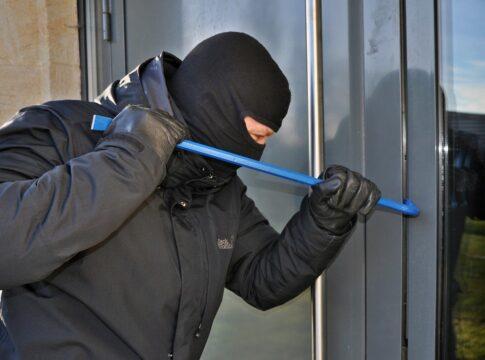 tips tegen inbrekers