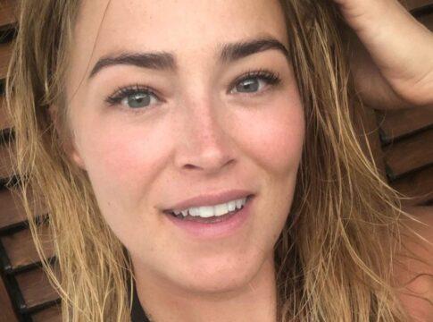 Geraldine Kemper deelt guilty pleasure met volgers op Instagram