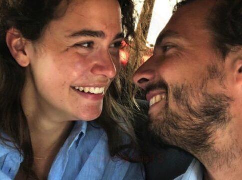 Verloofde Thierry Baudet - Davide Heijmans - steunt haar man