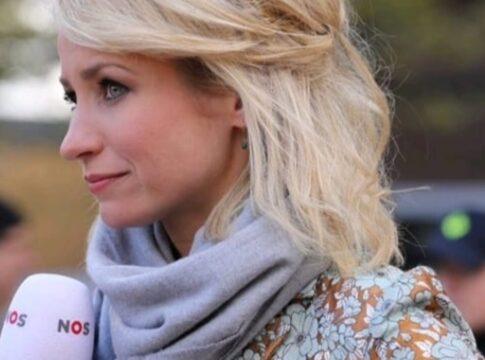 Dionne Stax Toine radio tranen huilen live bericht zus