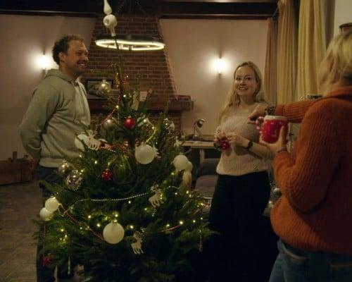 Boer Zoekt Vrouw Milou Bastiaan kerst special yvon jaspers