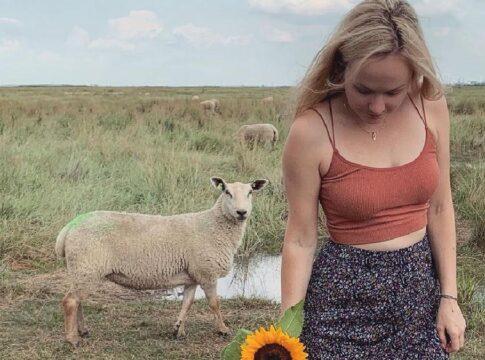 Milou Bastiaan Boer Zoekt Vrouw kerst special BZV liefde vonken spatten er vanaf