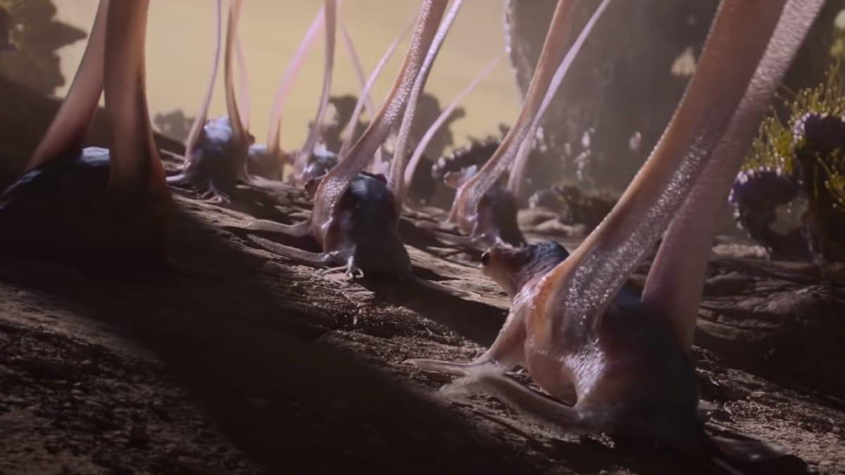 Alien Worlds Netflix Buitenaards Leven