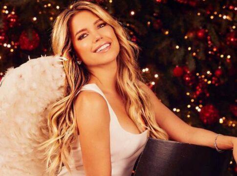 Sylvie Meis Kerst Engel