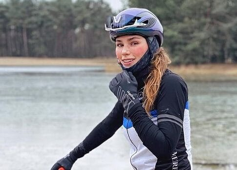 Puck Moonen mountainbike