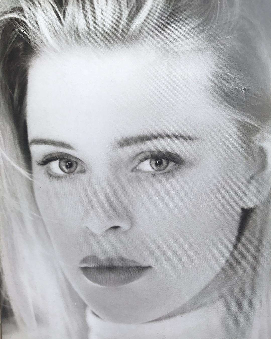 Bridget Maasland close up