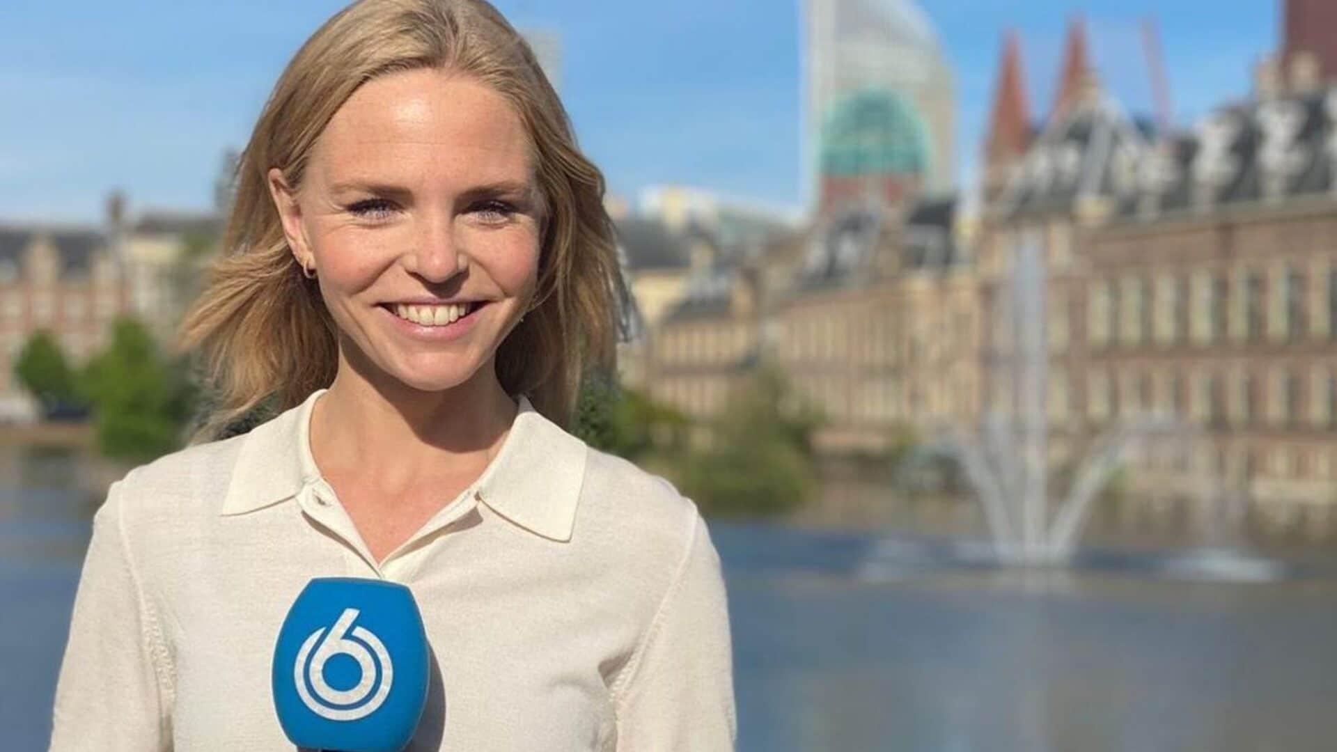 Charlotte Nijs corona persconferentie mark rutte chagrijnig boos maatregelen nieuwe