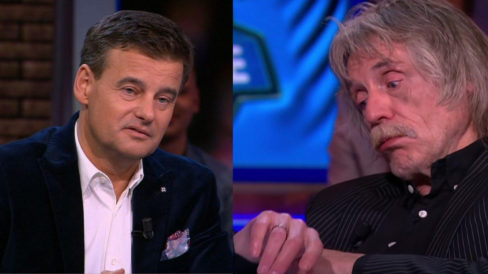 Veronica Inside Wilfred Genee Johan Derksen haat rel discriminatie