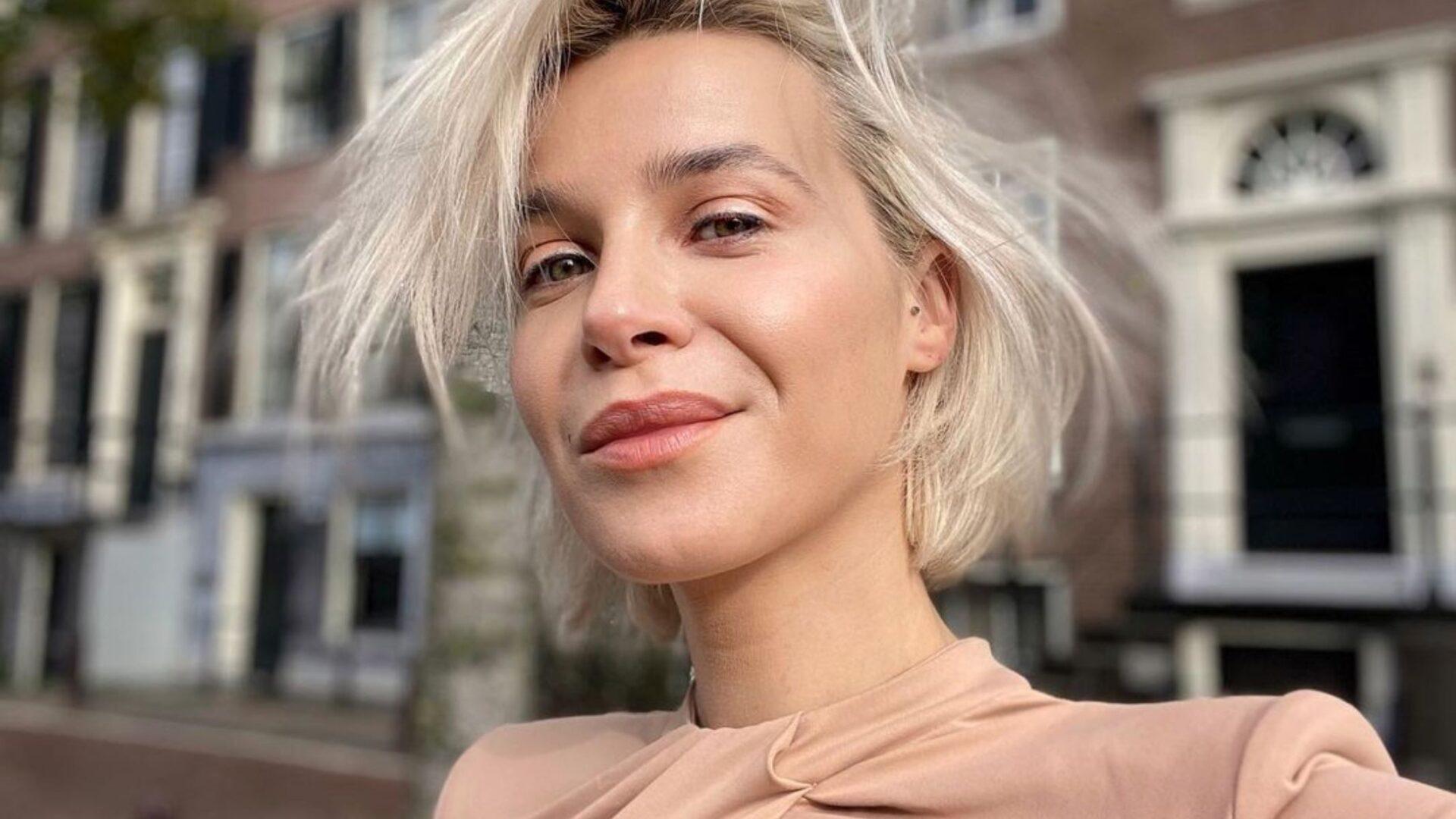 Victoria Koblenko LINDA magazine foto foto's spannend
