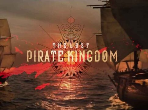 The lost Pirate Kingdom Netflix serie