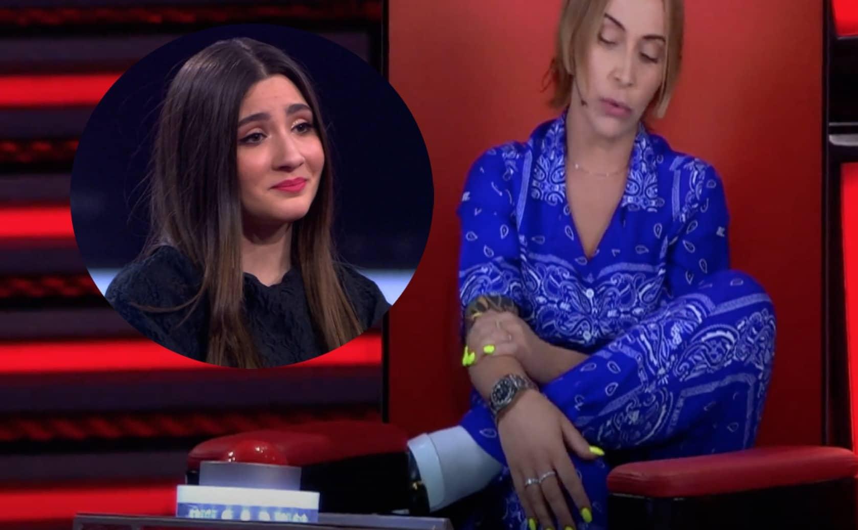 Anouk Hanin Al Kadamani The Voice of Holland TVOH