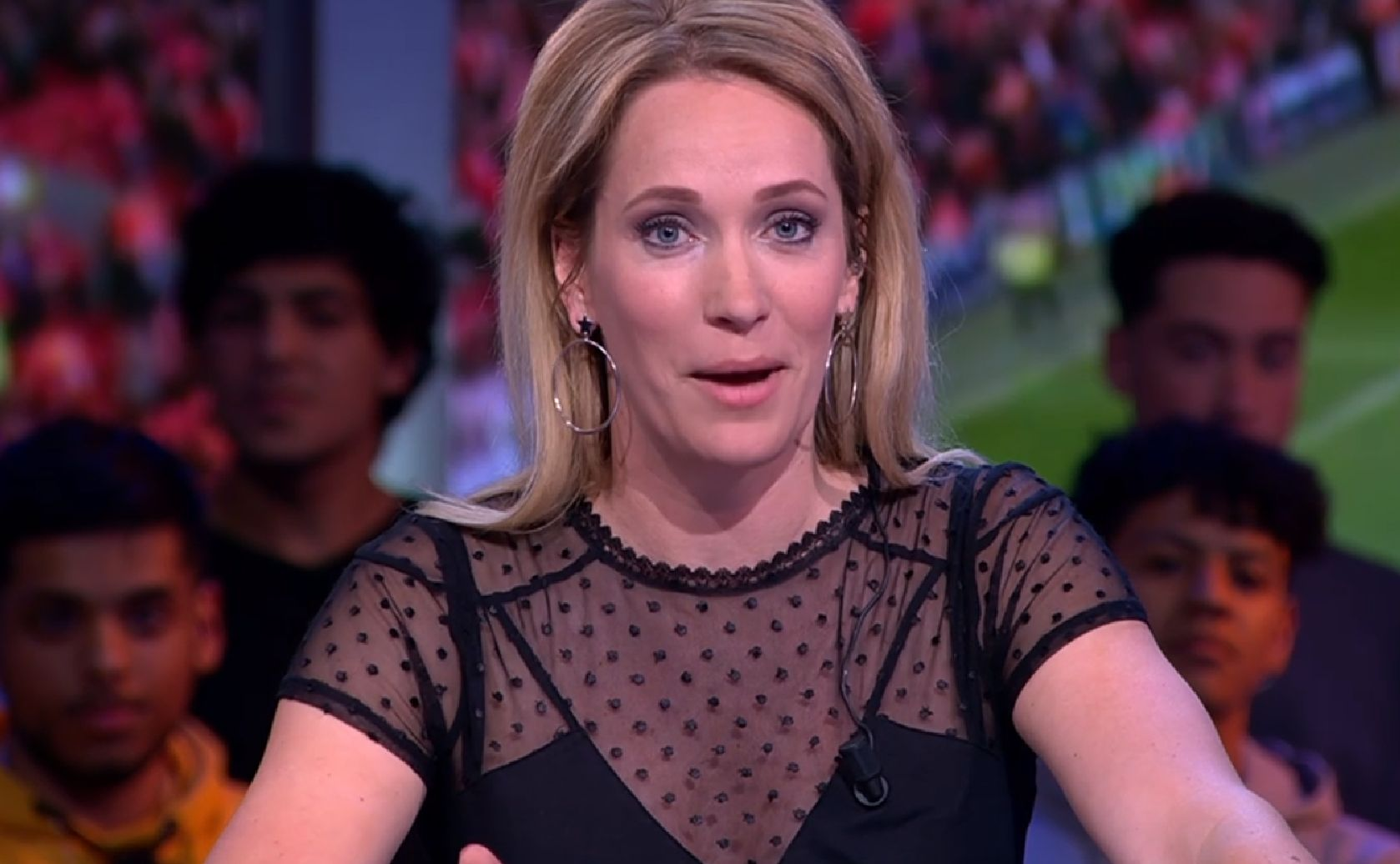 Helene Hendriks Champions League