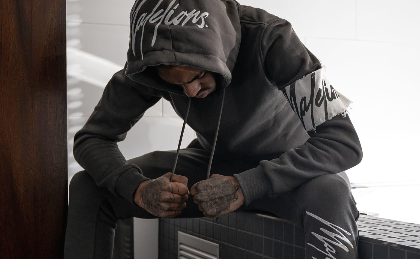 Malelions hoodie kleding sportkleding