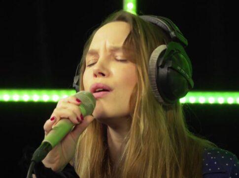 Tess Gaerthé Stupid comeback acoustic 3fm