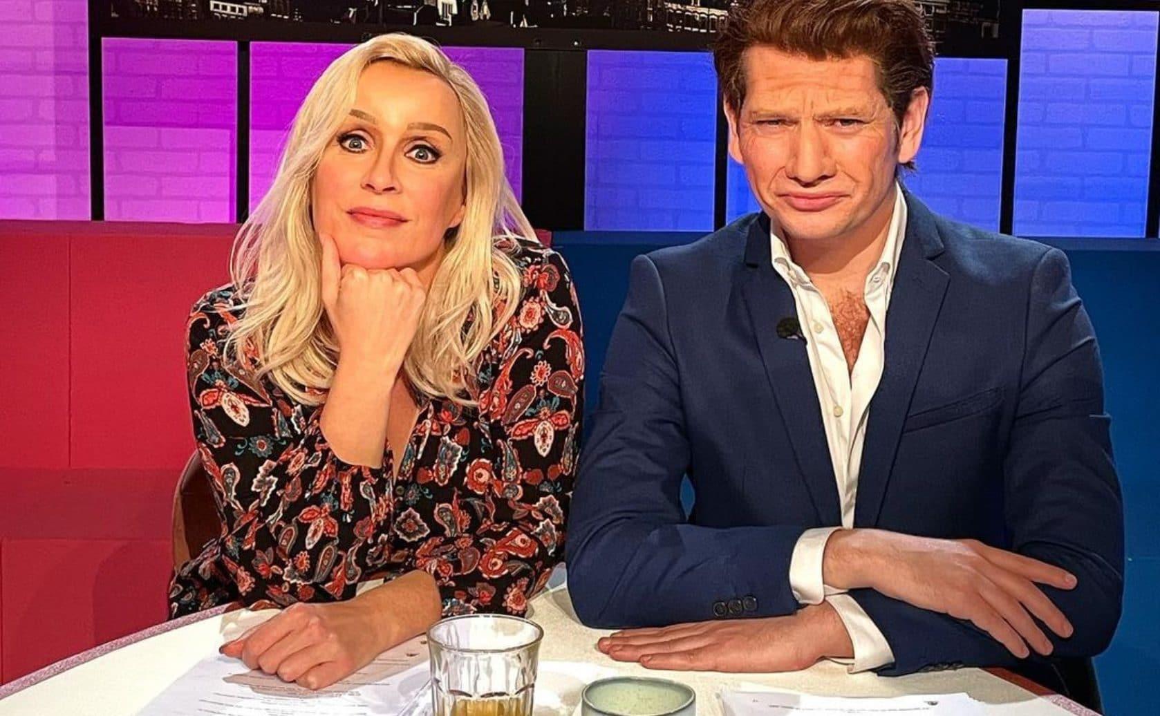 TV Kantine Eva Jinek Annick Boer