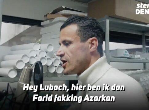 Farid Azarkan Arjen Lubach DENK Rap
