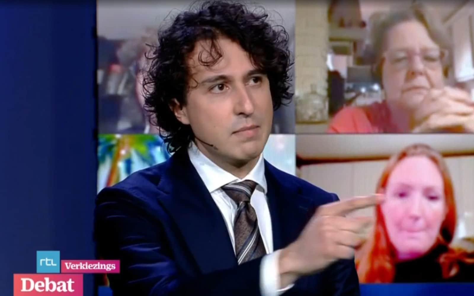 Jesse Klaver GroenLinks RTL Debat Bondscoach Koeman