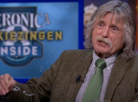 Johan Derksen Jesse Klaver VI