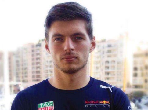 Max Verstappen F1 Red Bull auto's