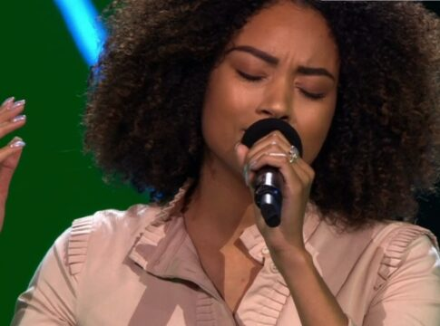 Channah Hewitt TVOH Blind Auditions Battles Knock Outs Live Shows