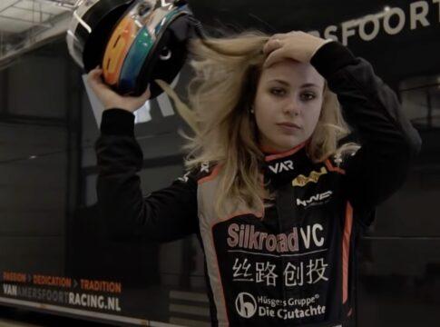 Sophia Floersch W Series Formule 1