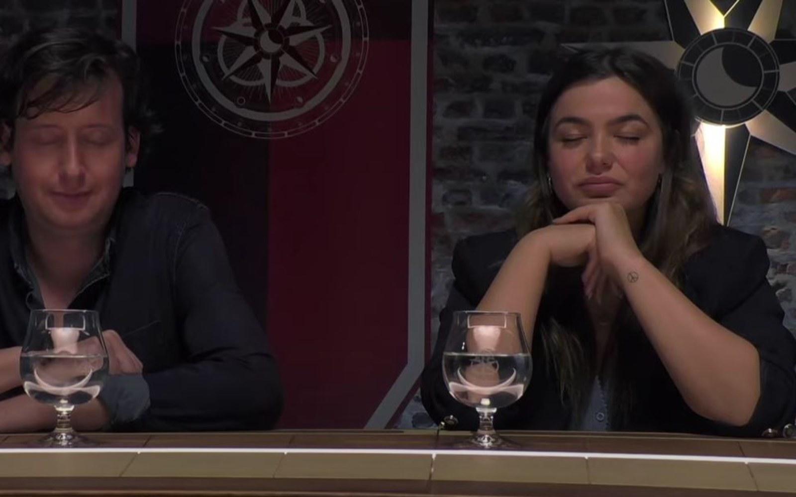 Abbey Hoes De Verraders deelnemers RTL 4 ogen dicht