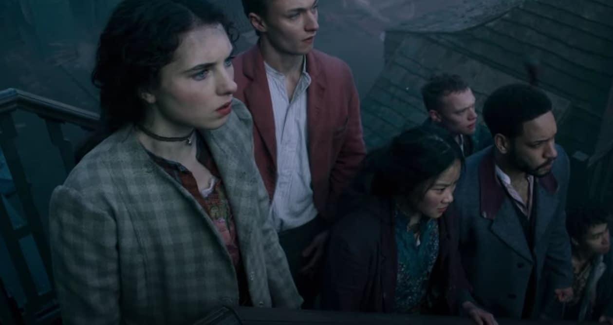 The Irregulars Netflix serie Sherlock Holmes Watson