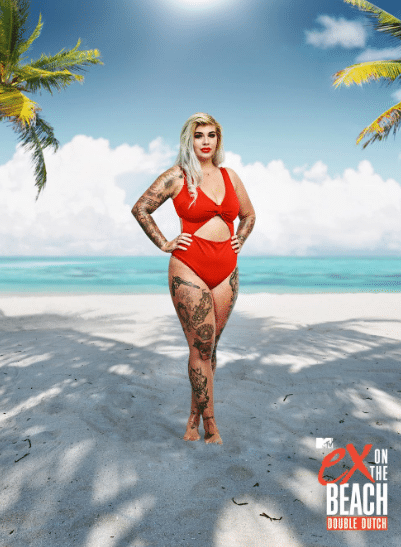 Ex On The Beach Double Dutch Shani