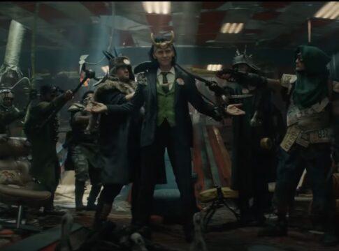 Loki Trailer Marvel
