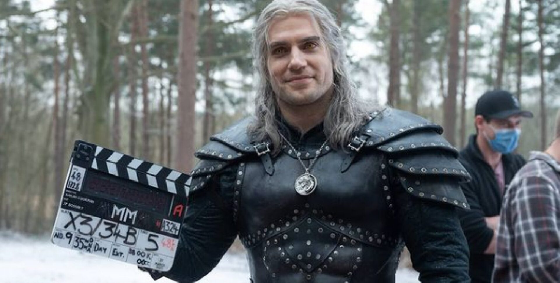 Henry Cavill The Witcher Netflix Seizoen 2 serie