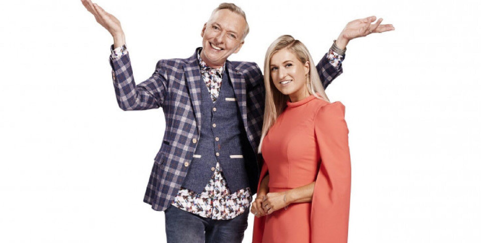 First & Last Britt Decker Martien Meiland Spelshow SBS6