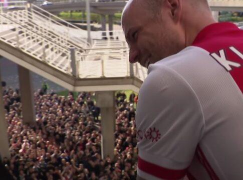 Davy Klaassen Ajax Kampioen