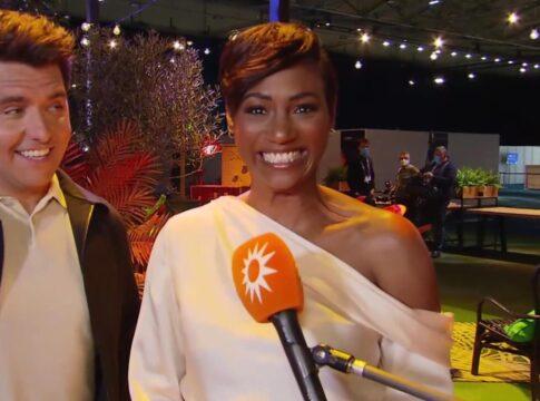 Edsilia Rombley verklapt nieuws Songfestival