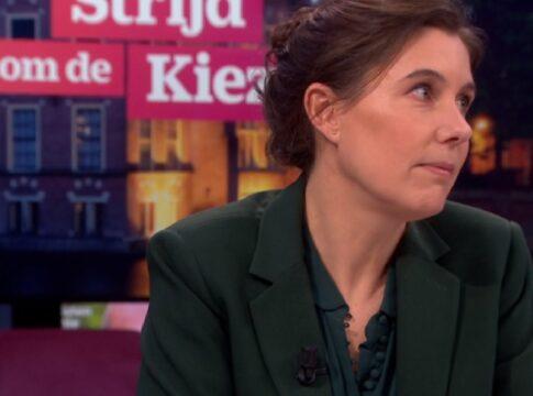 Floor Bremer RTL Nieuws Verslaggeefster