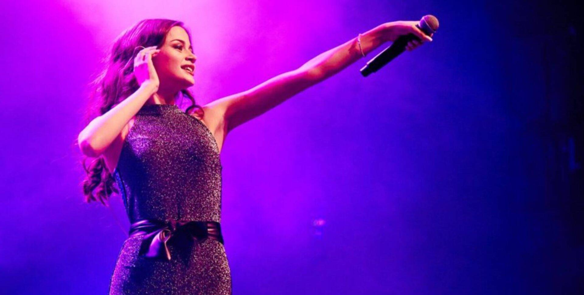 Stefania Liberakis eurovisie songfestival griekenland