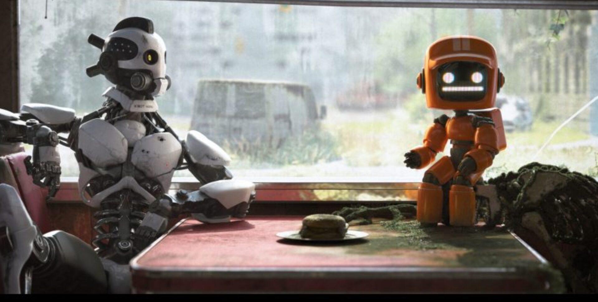 love death robots seizoen 2 netflix