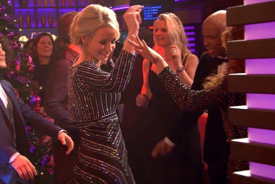Dionne Stax nieuwjaar dans