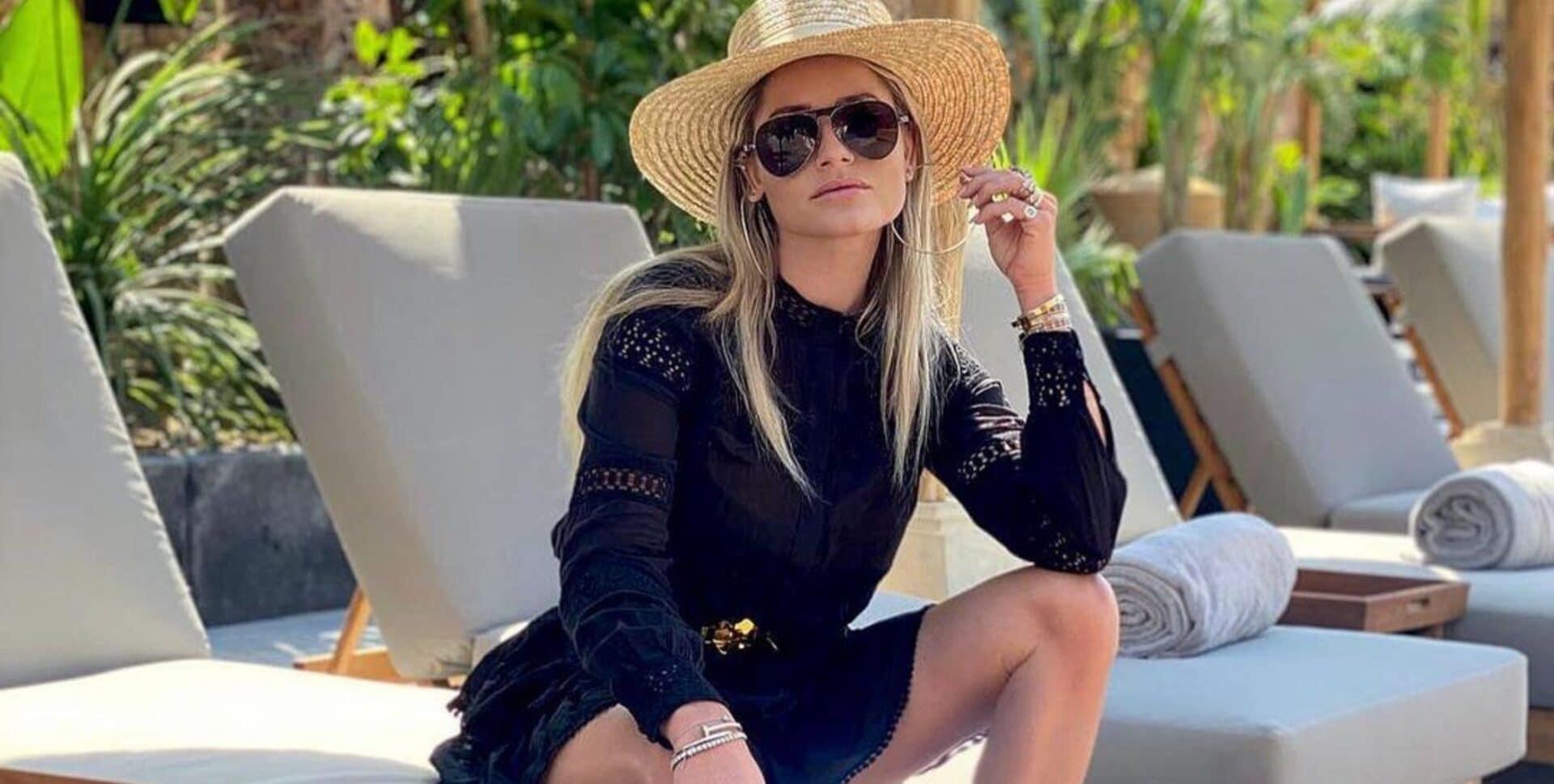 Nikkie Plessen Ibiza foto's