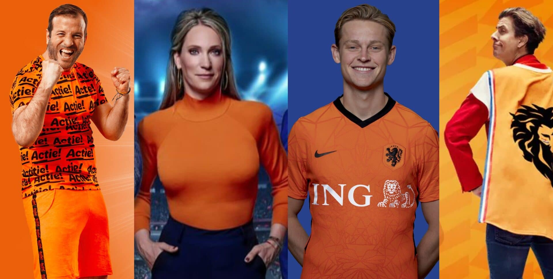 Oranje EK 2021 speeldata wanneer Helene Hendriks Lidl Jumbo acties supermarkt