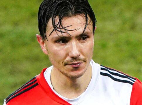 Steven Berghuis verlaat Feyenoord