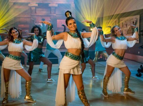 k3 - de dans van de farao bioscoopfilm