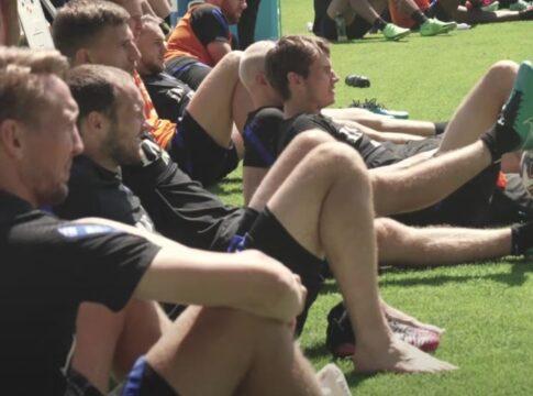 Oranje EK Follow the wave verborgen talenten
