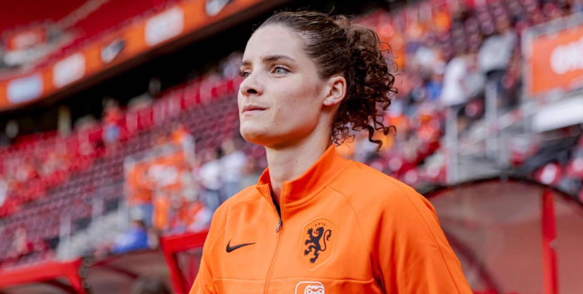 Dominique Janssen doelpunt nederland