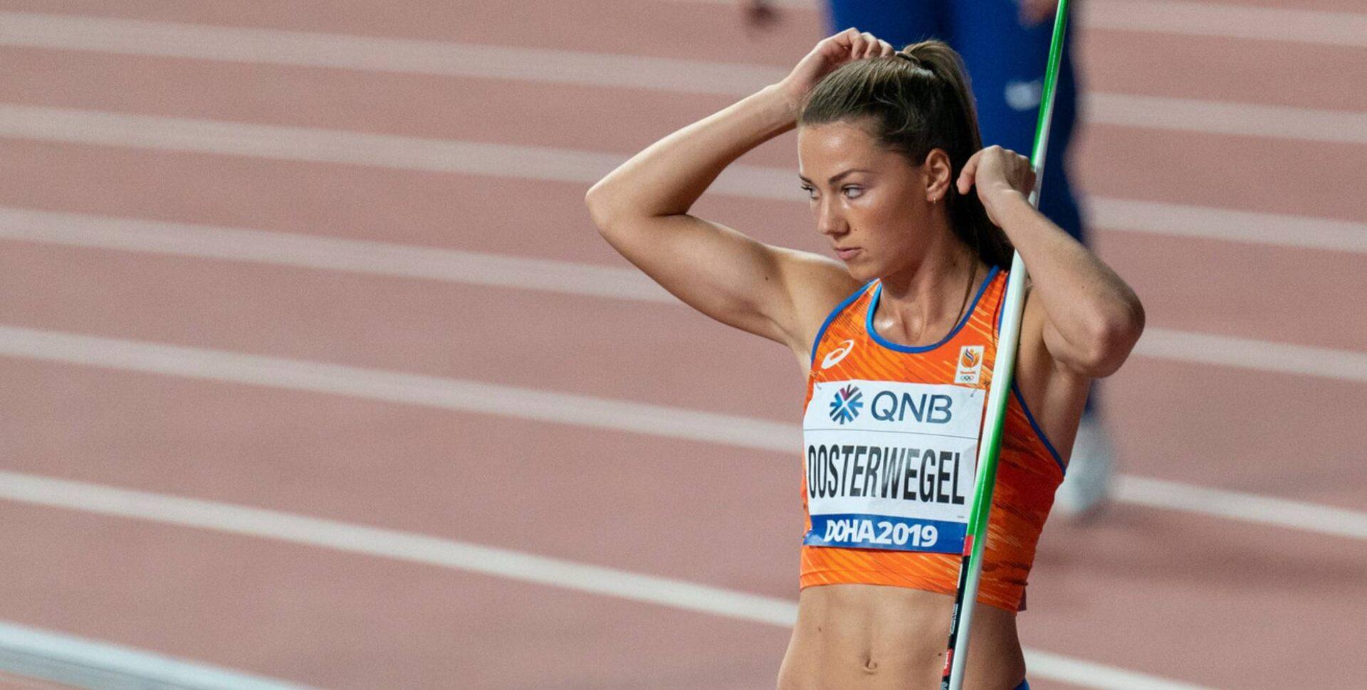 Emma Oosterwegel Olympisch zevenkamp